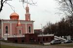 54 yıl önce yıkılan Minsk Camii yeniden inşa edildi
