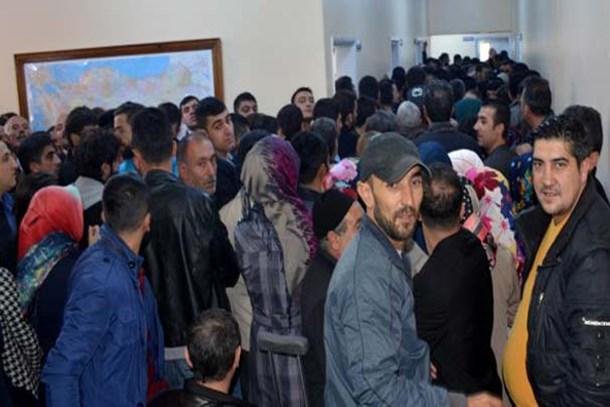 Isparta'da 600 kişilik işe 3 bin kişi başvurdu