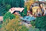 Cesur ve Güzel'in çok konuşulan çiftlik evi!