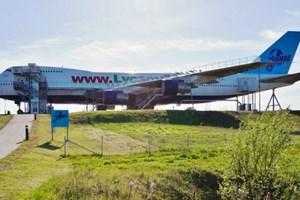 Havayolu firmasından muhteşem tasarım! Yolcu uçağı otel oldu