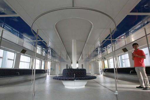Çin'in 300 kişilik dev otobüsü sınıfta kaldı