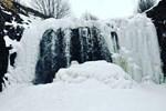 Arap turistler Ordu'nun kar manzarasına akın ediyor!