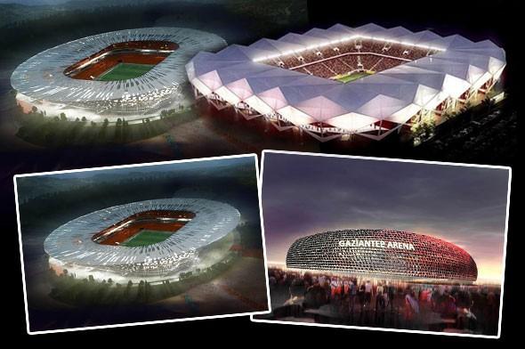 Son yıllarda dünya futbol tarihine imza atan stadyumları bir bir açılıyor. Bir çoğu da önümüzdeki...