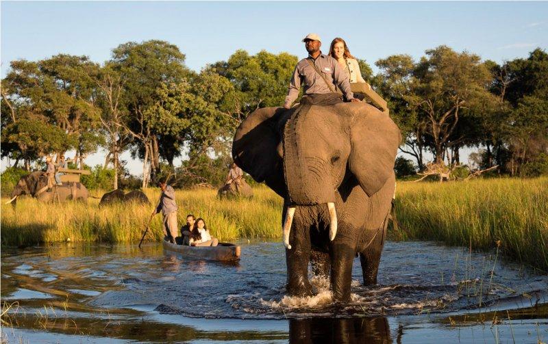 Parlamenter cumhuriyetle yönetilen Botsvana'nın başkenti ve en büyük şehri Gaborone'dir. Nüfusun...