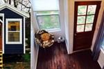 13 yaşında kendi evini inşa etti