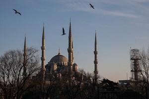400 yıllık tarihi camiye yeni çehre!