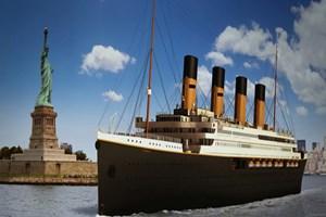 Yılların efsanesi Titanik 2 2018'de sularda