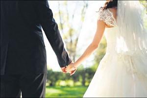 Evlenecek gençlere 10 lira devletten!