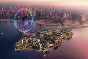 Dubai'nin gözü geliyor!