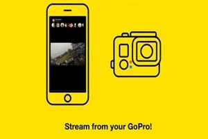 GoPro'dan büyük yenilik! Periscope...