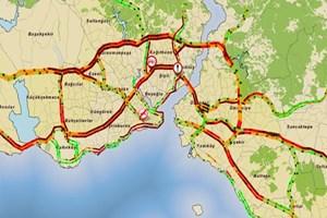 İstanbulluya çok kötü haber! Trafik felç!