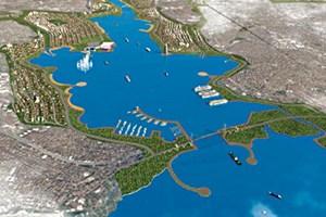 Kanal İstanbul'un iddiası bile yetmişti