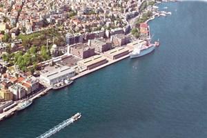 İstanbul'un denizden giriş kapısı!