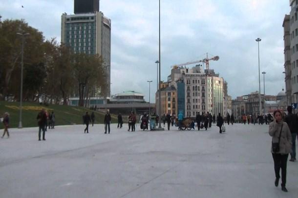 Taksim'e gidecekler dikkat! Çalışmalar başlıyor