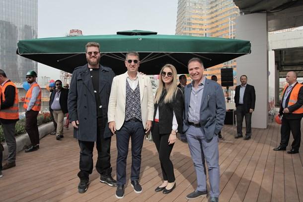 Watergarden İstanbul'da Şov, İş Dünyasının Önde Gelen Marka Temsilcilerinin Buluşmasıyla Başladı