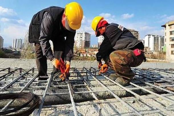 TÜİK açıkladı! İnşaat sektöründe 1 milyon 604 bin 501 işçi çalışıyor