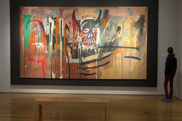 ''isimsiz portre'' 57,3 milyon dolara satıldı