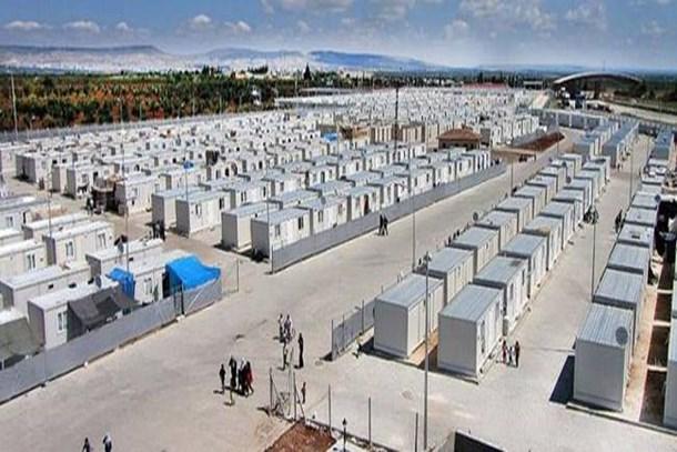 Suriyeliler için 3 yeni konteynerkent yapılıyor