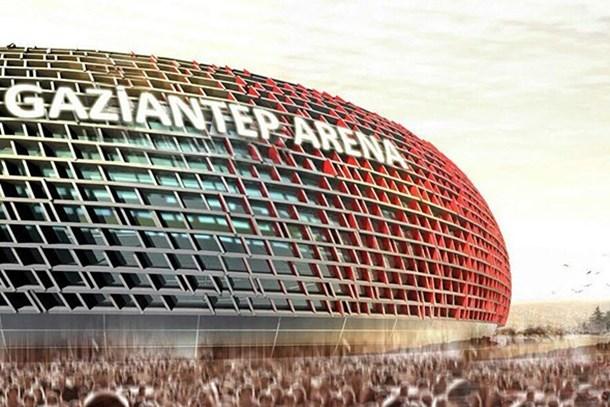 Türkiye'ye muhteşem stad! Gaziantep'e dünyada bir ilk!