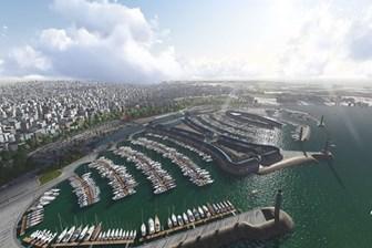Viaport Marina Akvaryum Haziran'da açılıyor