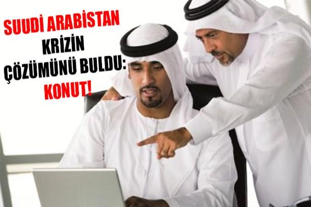 Suudi Arabistan krizin çözümünü buldu: Konut!