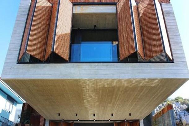 Türk mimarın tasarımı ABD'de birinci oldu!