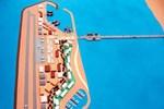 İsrail Filistin için 15 milyar liralık ada inşa edecek!