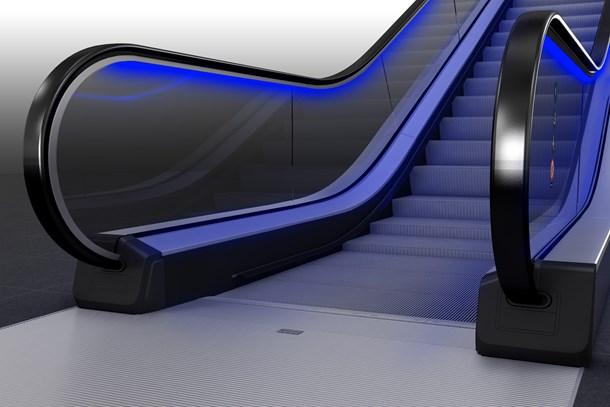 Yürüyen merdivenlerde tasarruf çağı
