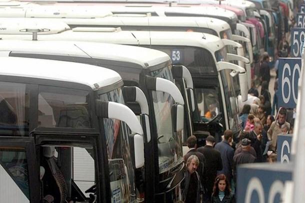 Tatilcilere müjde! Otobüslere ek sefer geliyor