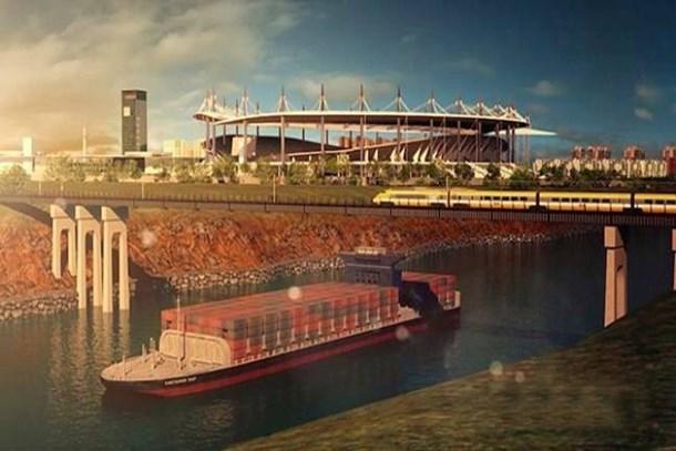 Kanal İstanbul ihalesi yıl sonunda yapılacak