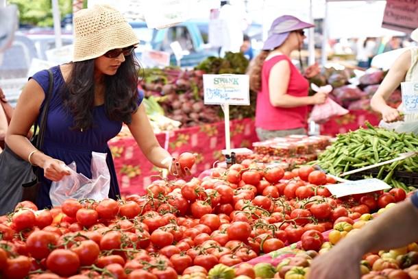 Оптовый овощной рынок в москве