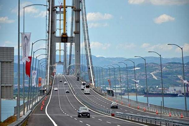 Osmangazi Köprüsü geçiş ücretinin iptali için mahkemeye başvuru yapıldı!