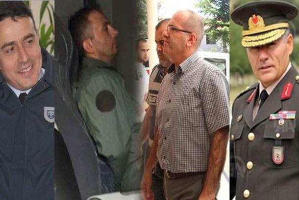Darbe girişiminde 34 general ve amiral gözaltına alındı