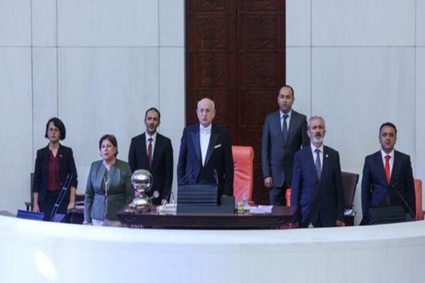 Meclis'te darbe girişimi sonrası tarihi toplantı yapılıyor...