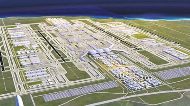 Mega projelerin inşası sürüyor