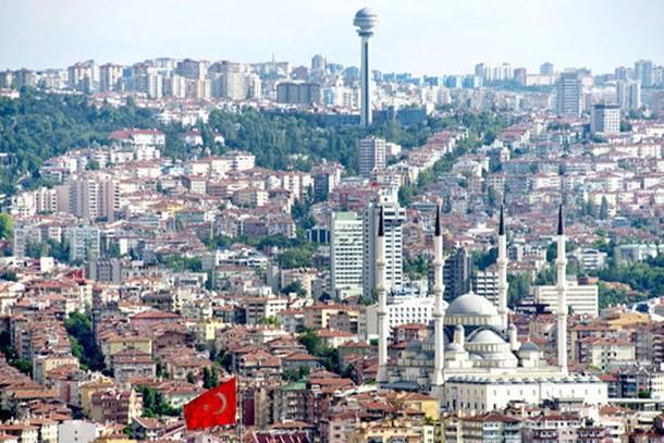 Ankara gayrimenkul satışında 2.Sırada