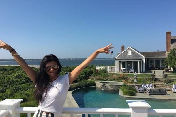 Kardashian geceliği 7 bin dolara ev kiraladı!