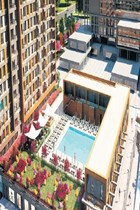Evora Denizli'nin rezidansları satışa çıktı