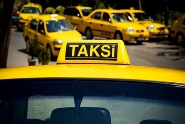 İstanbul'da taksiye zam geldi!
