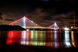 Açılış öncesi İstanbul'un yeni incisi Yavuz Sultan Selim Köprüsü!