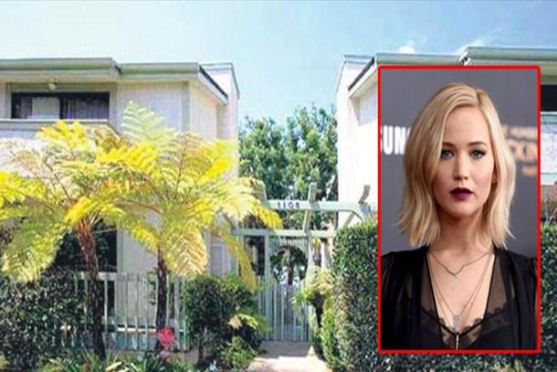 Jennifer Lawrence ilk evini satışa çıkardı