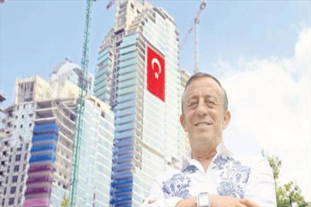 Yoğun talep! Ağaoğlu Maslak'ta konutları ofise cevirdi