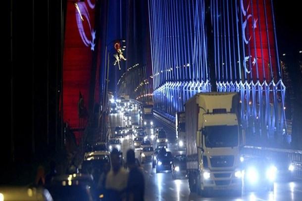 Yavuz Sultan Selim Köprüsü nakliye maliyetini düşürecek