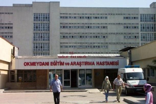 Okmeydanı Hastanesi'nde klinik binası kaydı! Hastalar tahliye edildi