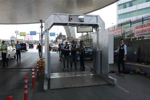 Atatürk Havalimanı'nda yeni dönem! Araç tanıma sistemi geldi