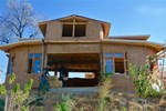 Samandan ve çamurdan natürel ev yaptılar