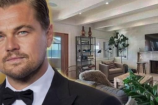 Oscarlı Leonardo Di Caprio Malibu'daki villasını satıyor