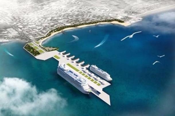 Kruvaziyer ve Yat Limanı Liman Projesi için ilk adım atıldı