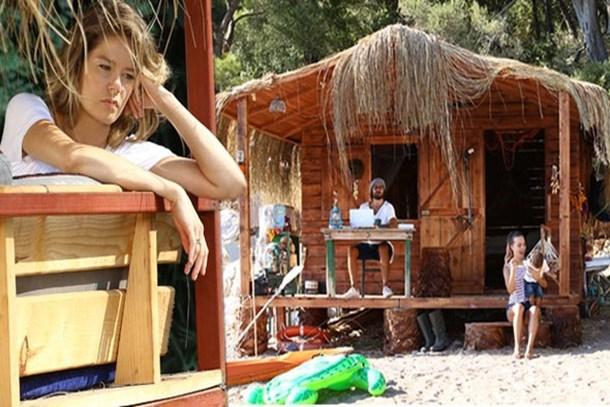 Hayat Şarkısı'ndan Köyceğiz'e hediye bungalov ev