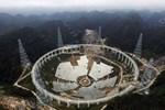 Dünya'nın en büyük radyo teleskobu Çin'de faaliyete geçti!